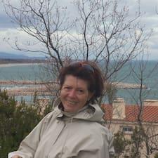 Perfil de usuario de Gisèle