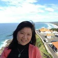 Profil Pengguna Yuea Mei