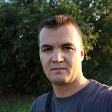 Profil utilisateur de Shkelqim