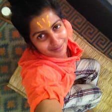 Perfil do utilizador de Kavita