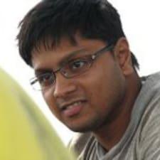 Ashwin User Profile