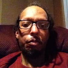 Kofi felhasználói profilja