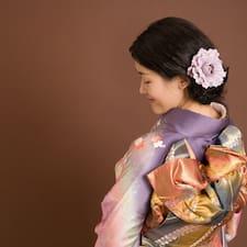 Kumiko is the host.