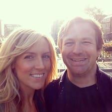 Profil utilisateur de Betsy & Kevin