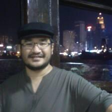 Gebruikersprofiel Khairil Mubin
