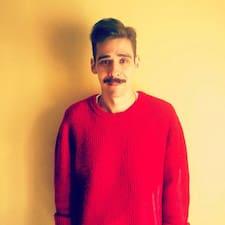 Juan Manuel felhasználói profilja