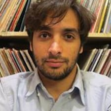 Profil utilisateur de Frederico