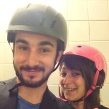โพรไฟล์ผู้ใช้ Vanessa & Jérémy