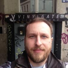 Perfil do usuário de Tomasz