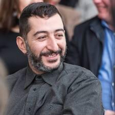 Profilo utente di Nazim Ünal