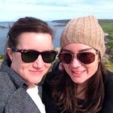 Perfil do usuário de Sarah & Jess