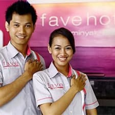 Favehotels is the host.