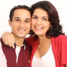 Flavia & Alexandre Winkelmann je domaćin.