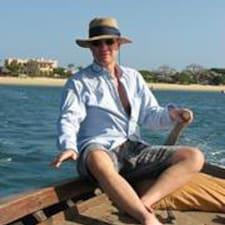 Göran felhasználói profilja