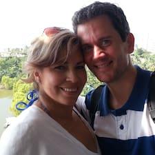 Nutzerprofil von Arnaud & Alicia