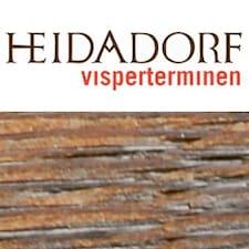 Heidadorf Visperterminen is the host.