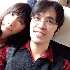 Lance & Migo felhasználói profilja