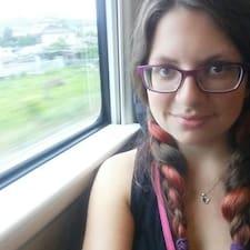Profil utilisateur de Sarah Michelle
