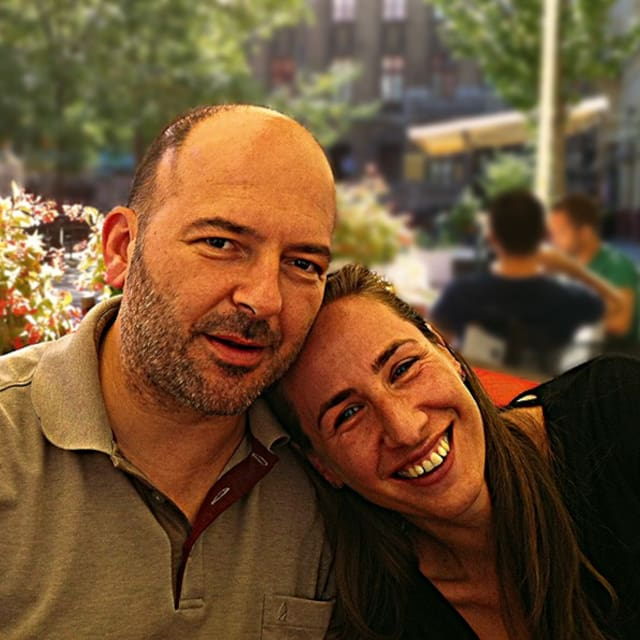 Kata & Viktor felhasználói profilja
