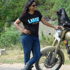 Profil utilisateur de Jai Bharathi