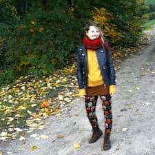 Profil utilisateur de Katharina