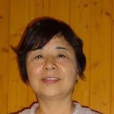 Keiko - Uživatelský profil