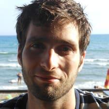 Quentin felhasználói profilja