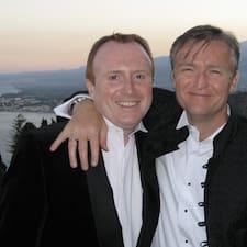 Nigel & Gary User Profile