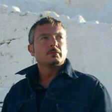 Profil Pengguna Graziano