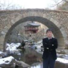 Användarprofil för Kyungsub