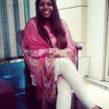 Profil utilisateur de Sharanyaa