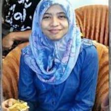 Perfil de usuario de Siti Nurul