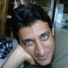 Ali felhasználói profilja