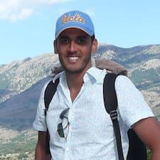 Sidali User Profile