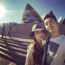 Nutzerprofil von Vanessa & Yuta