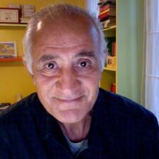 Cohen - Uživatelský profil