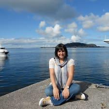 Alana felhasználói profilja