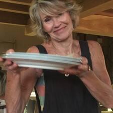 Liz ist der Gastgeber.