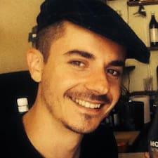 Pere felhasználói profilja