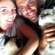 Profil utilisateur de Emilie & Pedro