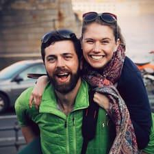 Profilo utente di Eric & Paige