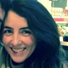 Maria Luisa is the host.