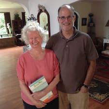 Rick & Inga is the host.