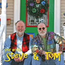 Steve And Tom User Profile