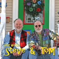 Profil utilisateur de Steve And Tom