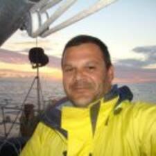 Henkilön Orlando De Oliveira käyttäjäprofiili