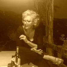 Cornelia is the host.