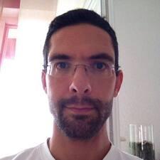 Cedric felhasználói profilja