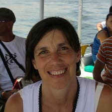 Användarprofil för Maria Grazia