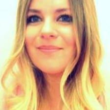 Libby felhasználói profilja